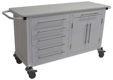 FW7000D Flat Fronted Drawers