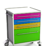 FW2190-6 Multi-coloured Drawer Fronts