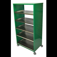 FW6510G Sterile Services Storage Trolley